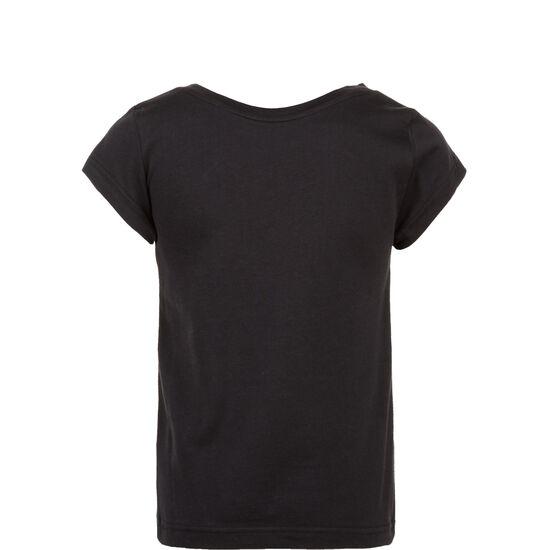 Logo T-Shirt Kinder, schwarz / weiß, zoom bei OUTFITTER Online