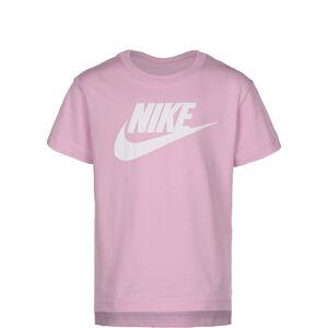 Sportswear T-Shirt Kinder, pink / weiß, zoom bei OUTFITTER Online