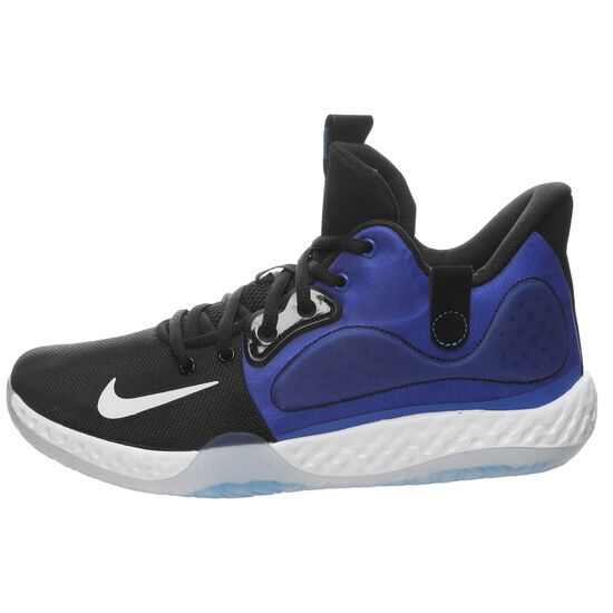 KD Trey 5 VII Basketballschuh, blau / weiß, zoom bei OUTFITTER Online