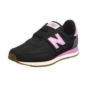 YV720-M Sneaker Kinder, schwarz / pink, zoom bei OUTFITTER Online