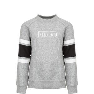 Air Crew Sweatshirt Kinder, grau / schwarz, zoom bei OUTFITTER Online