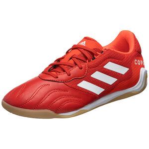 Copa Sense.3 Sala Indoor Fußballschuh Herren, rot / weiß, zoom bei OUTFITTER Online