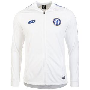 Chelsea Dry Squad Trainingsjacke Herren, weiß / blau, zoom bei OUTFITTER Online