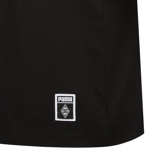 Borussia Mönchengladbach ftblCore Wording T-Shirt Herren, schwarz / weiß, zoom bei OUTFITTER Online