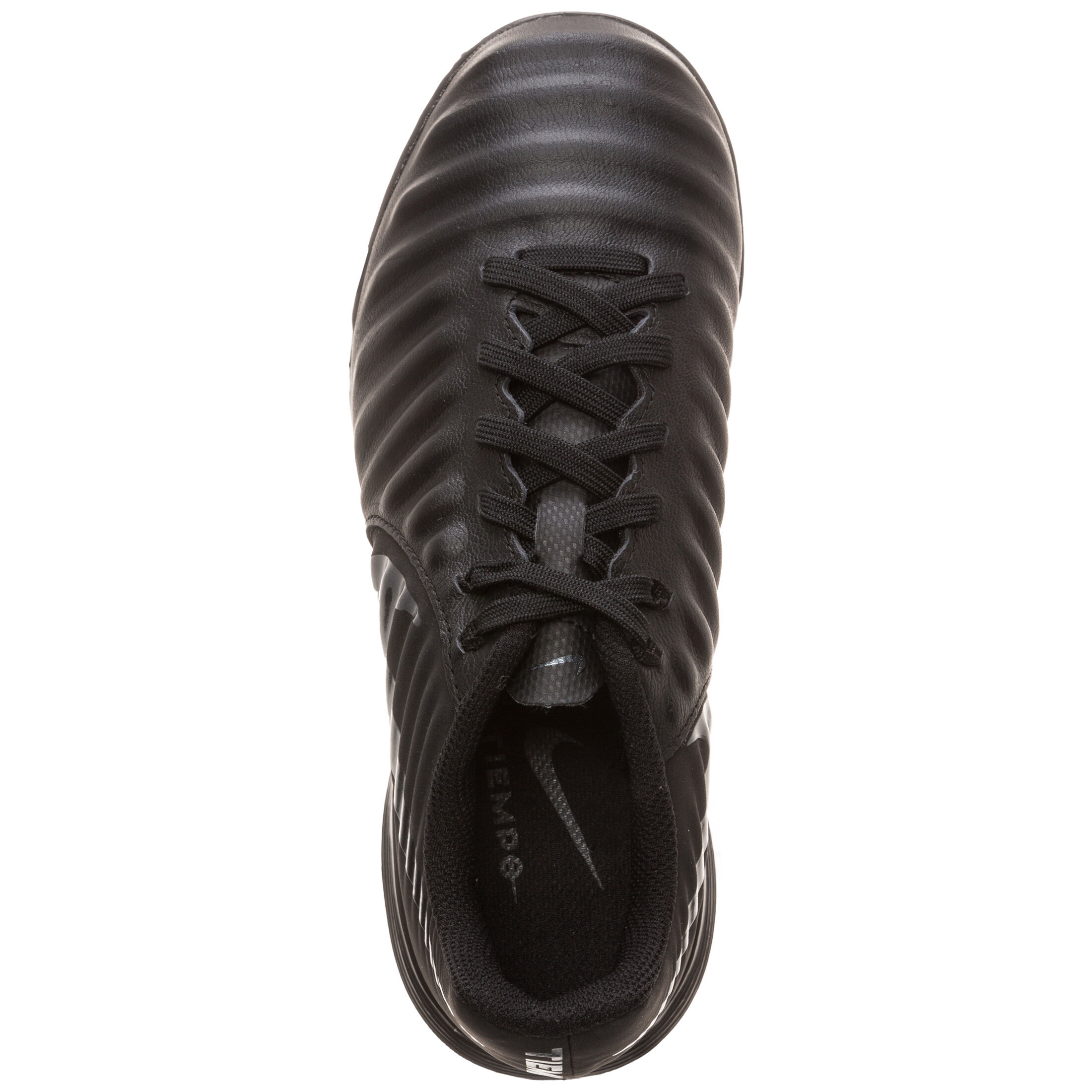 Nike LegendX VII Academy IC Kinder Fußballschuhe Hallenschuhe AH7257 001 schwarz