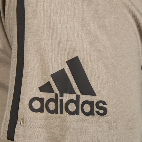 Z.N.E. T-Shirt Herren, khaki, zoom bei OUTFITTER Online