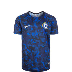 FC Chelsea Dry Squad GX 2 Trainingsshirt Kinder, blau, zoom bei OUTFITTER Online