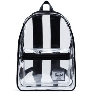 Clear Bags Classic X-Large Rucksack, schwarz, zoom bei OUTFITTER Online
