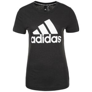 Must Haves Badge of Sport T-Shirt Damen, schwarz, zoom bei OUTFITTER Online