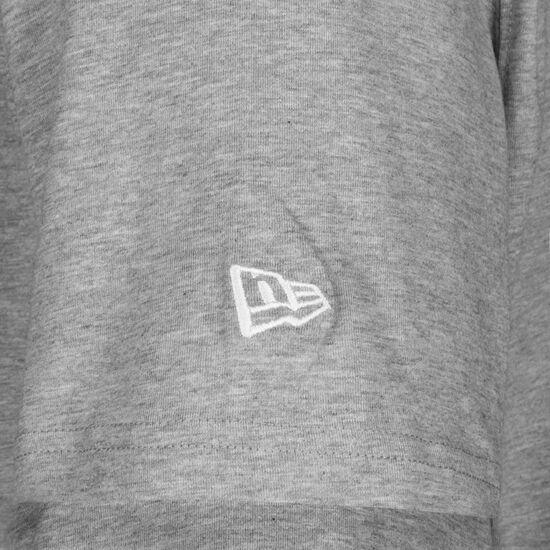 NBA Seasonal Team Logo Los Angeles Clippers T-Shirt Herren, grau, zoom bei OUTFITTER Online