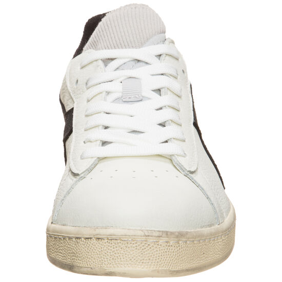 Game L Low Used Sneaker, weiß / schwarz, zoom bei OUTFITTER Online