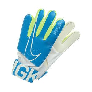 Jr. Match Goalkeeper Torwarthandschuhe Kinder, hellblau / weiß, zoom bei OUTFITTER Online