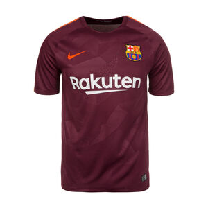 FC Barcelona Trikot 3rd Stadium 2017/2018 Kinder, Rot, zoom bei OUTFITTER Online