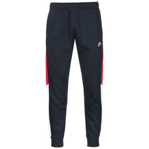 Sportswear Jogginghose Herren, dunkelblau / rot, zoom bei OUTFITTER Online