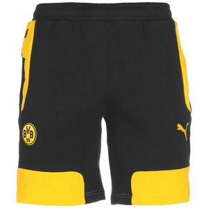 Borussia Dortmund BVB Evostripe Trainingsshorts Herren, gelb / schwarz, zoom bei OUTFITTER Online