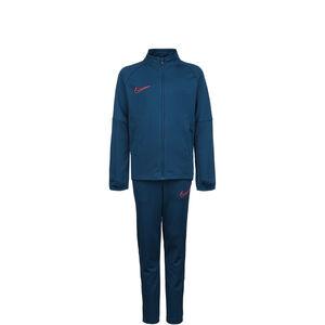 Academy Trainingsanzug Kinder, dunkelblau / neonrot, zoom bei OUTFITTER Online