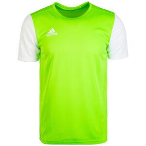 Estro 19 Fußballtrikot Herren, hellgrün / weiß, zoom bei OUTFITTER Online