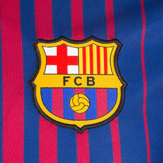 FC Barcelona Trikot Home Stadium 2017/2018 Herren, Blau, zoom bei OUTFITTER Online