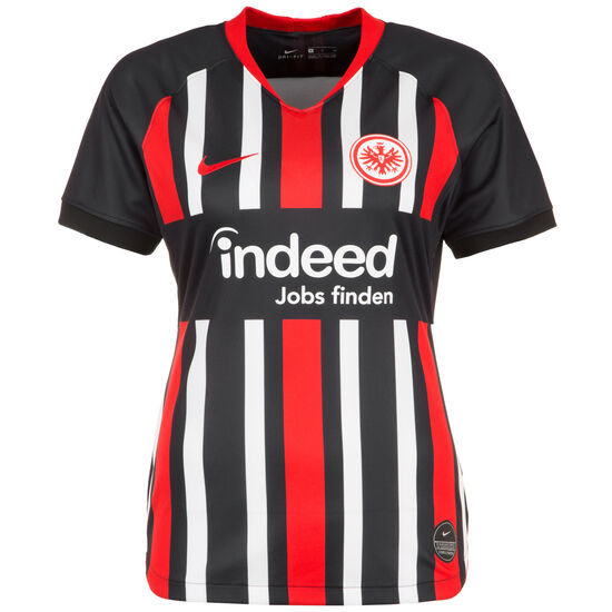 Frankfurt Trikot Home Stadium 2019/2020 Damen, schwarz / rot, zoom bei OUTFITTER Online