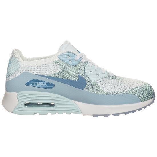 Air Max 90 Ultra 2.0 Flyknit Sneaker Damen, Weiß, zoom bei OUTFITTER Online