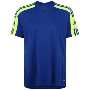 Squadra 21 Fußballtrikot Herren, blau / neongelb, zoom bei OUTFITTER Online