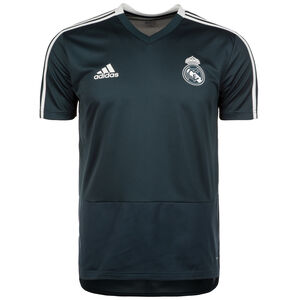 Real Madrid Trainingsshirt Herren, Schwarz, zoom bei OUTFITTER Online