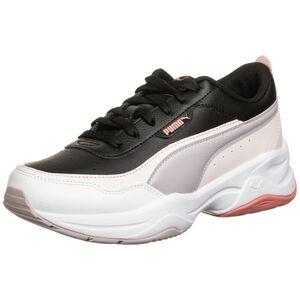 Cilia Sneaker Damen, schwarz / korall, zoom bei OUTFITTER Online