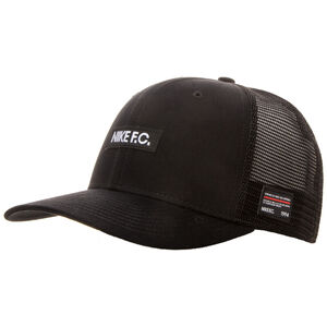 F.C. Classic99 Snapback Cap, schwarz, zoom bei OUTFITTER Online