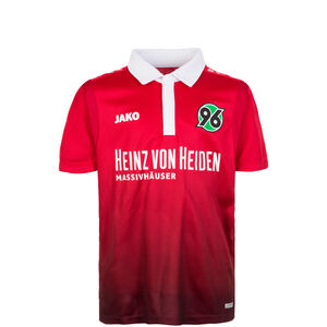 Hannover 96 Trikot Home 2017/2018 Kinder, Rot, zoom bei OUTFITTER Online