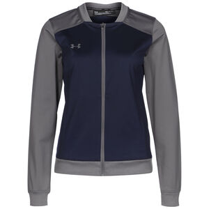 Challenger II Trainingsjacke Damen, dunkelblau / dunkelgrau, zoom bei OUTFITTER Online