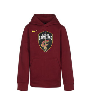 NBA Cleveland Cavaliers Kapuzenpullover Kinder, rot, zoom bei OUTFITTER Online