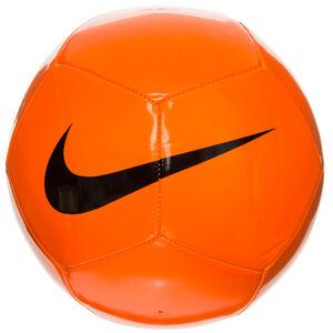 Pitch Team Fußball, orange / schwarz, zoom bei OUTFITTER Online