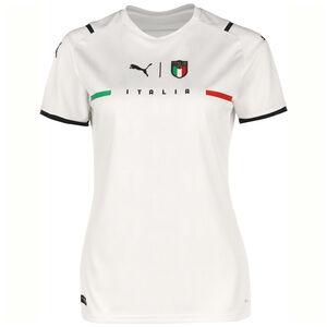 Italien Trikot Away EM 2021 Damen, weiß / dunkelblau, zoom bei OUTFITTER Online