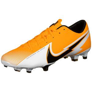Mercurial Vapor 13 Academy MG Fußballschuh Herren, orange / schwarz, zoom bei OUTFITTER Online