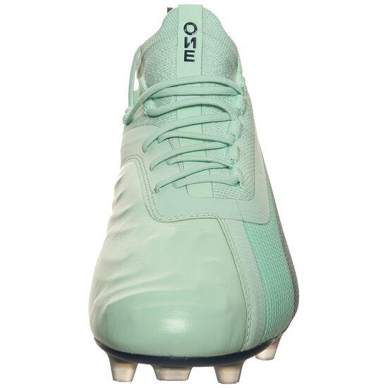 ONE 20.1 FG/AG Fußballschuh Damen, mint / blau, zoom bei OUTFITTER Online