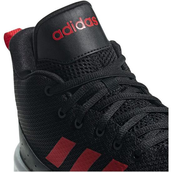 Speed End2End Basketballschuh Herren, schwarz / rot, zoom bei OUTFITTER Online