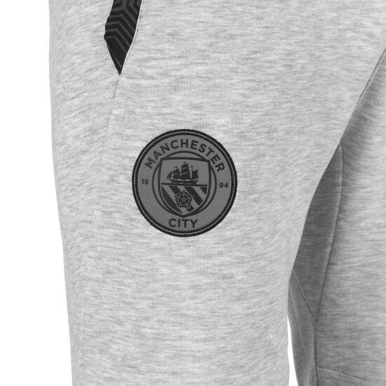 Manchester City Casuals Trainingshose Herren, hellgrau / schwarz, zoom bei OUTFITTER Online