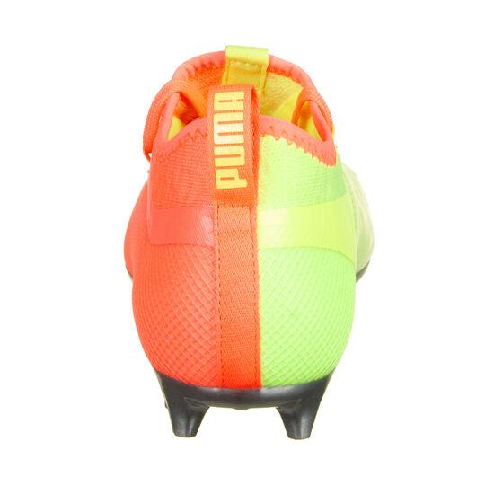 ONE 20.2 OSG FG/AG Fußballschuh Kinder, orange / neongelb, zoom bei OUTFITTER Online