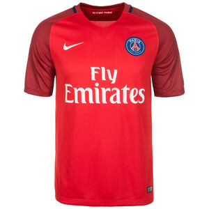 Paris Saint-Germain Trikot Away 2016/2017 Herren, Rot, zoom bei OUTFITTER Online