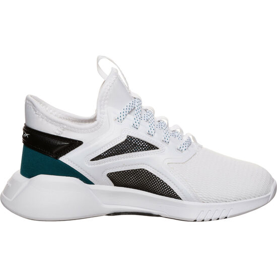Freestyle Motion Low Trainingschuh Damen, weiß / petrol, zoom bei OUTFITTER Online