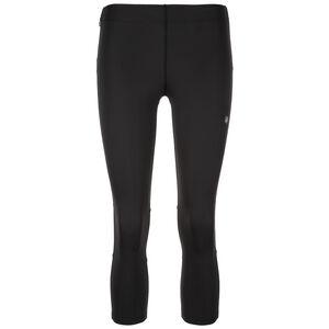 Knee Lauftight Damen, Schwarz, zoom bei OUTFITTER Online