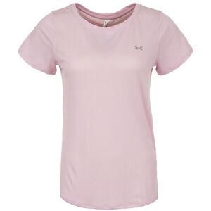 HeatGear Armour Trainingsshirt Damen, rosa, zoom bei OUTFITTER Online