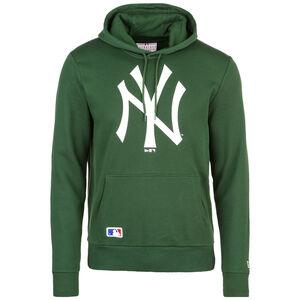 MLB Seasonal Team Logo New York Yankees Kapuzenpullover, grün / weiß, zoom bei OUTFITTER Online