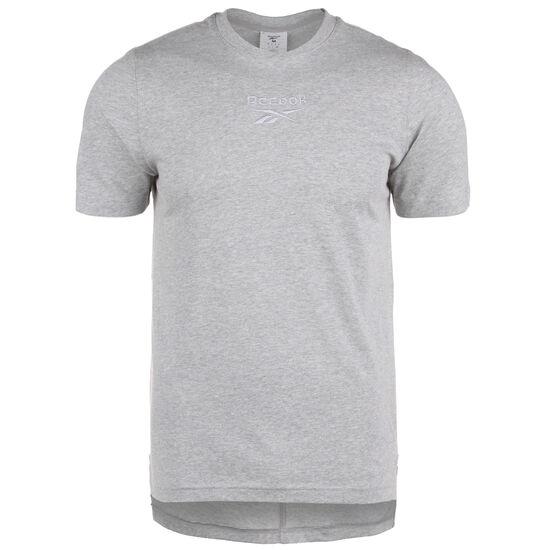 Training Essentials Melange Trainingsshirt Herren, hellgrau, zoom bei OUTFITTER Online