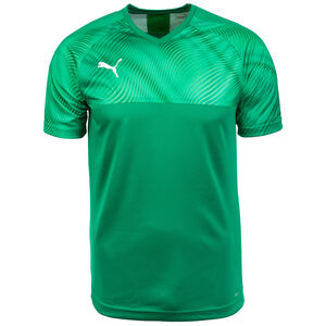 CUP Fußballtrikot Herren, grün / weiß, zoom bei OUTFITTER Online