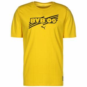 Borussia Dortmund BVB ftblCore T-Shirt Herren, gelb / schwarz, zoom bei OUTFITTER Online
