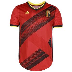 RBFA Belgien Trikot Home EM 2020 Damen, rot / schwarz, zoom bei OUTFITTER Online