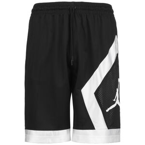 Jordan Jumpman Diamond Basketballshort Herren, schwarz / weiß, zoom bei OUTFITTER Online