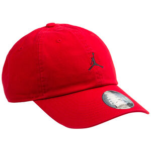 Jordan Jumpman Heritage 86 Strapback, rot, zoom bei OUTFITTER Online