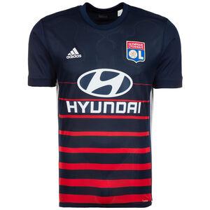 Olympique Lyon Trikot Away 2017/2018 Herren, Blau, zoom bei OUTFITTER Online